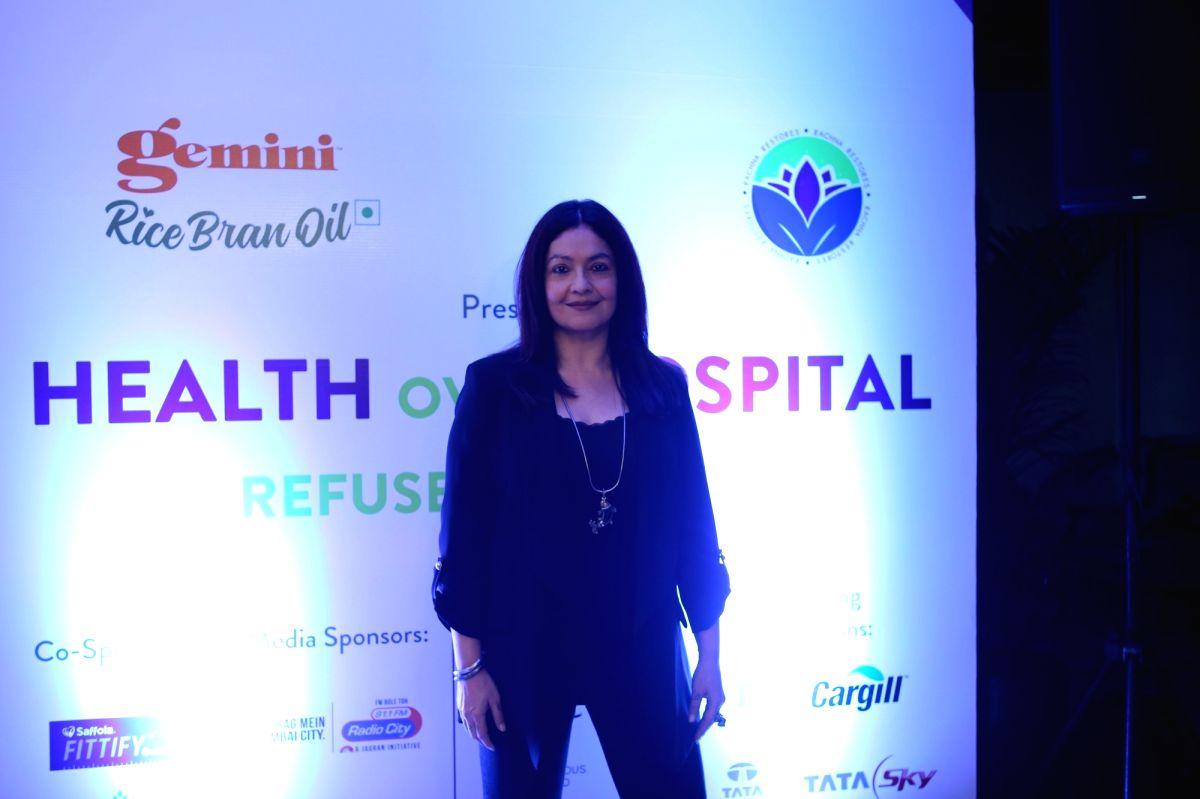 Actress Pooja Bhatt.