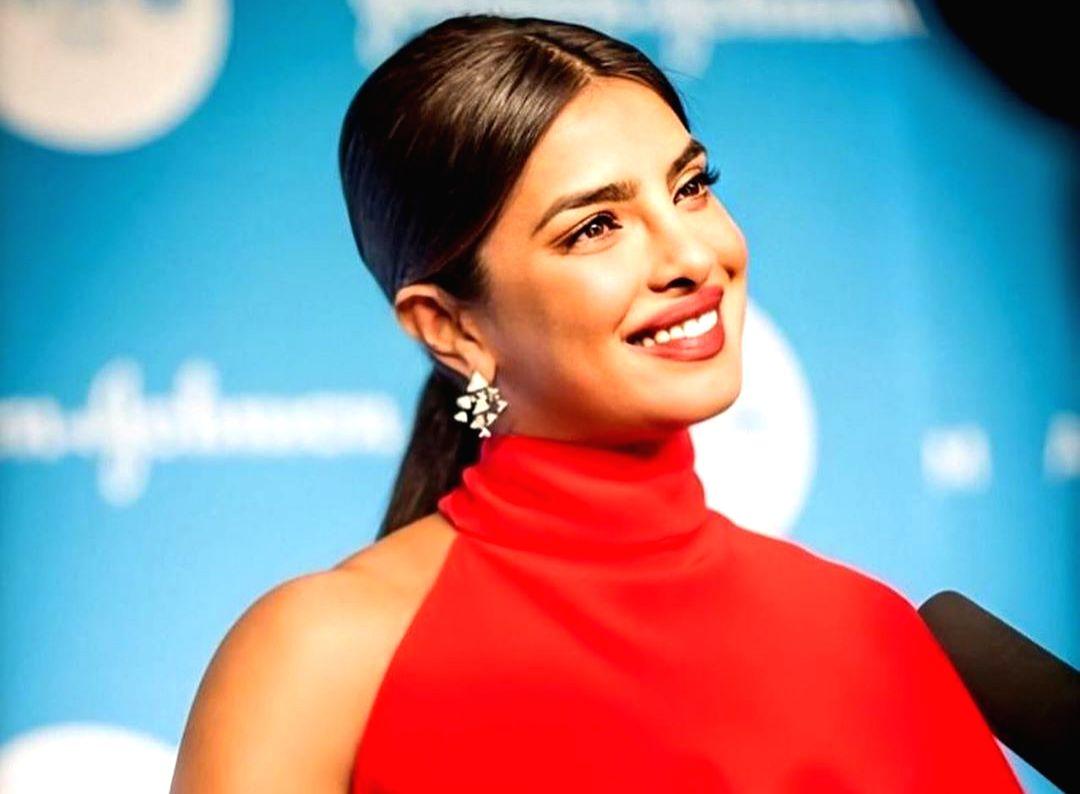 Priyanka Chopra Jonas was honoured with the Danny Kaye Humanitarian Award for her philanthropic work as UNICEF Goodwill Ambassador for Child Rights.