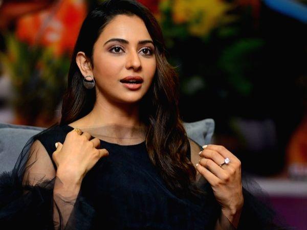 Actress Rakul Preet Singh.