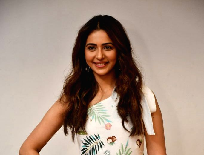 Actress Rakul Preet Singh. (Image Source: IANS)