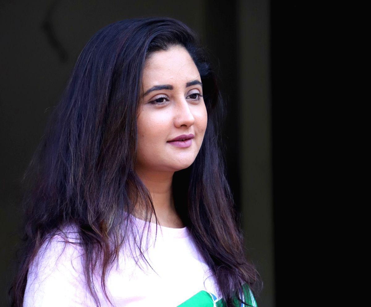 Actress Rashmi Desai