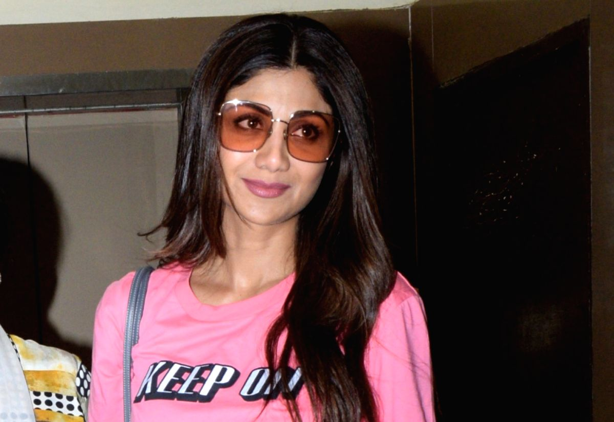 Actress Shilpa Shetty. (Image Source: IANS)