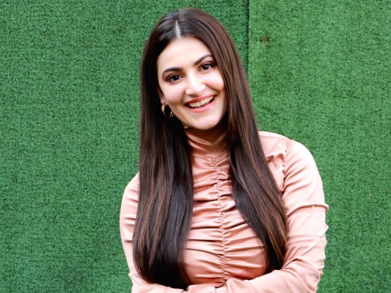 Actress Shivaleeka Oberoi
