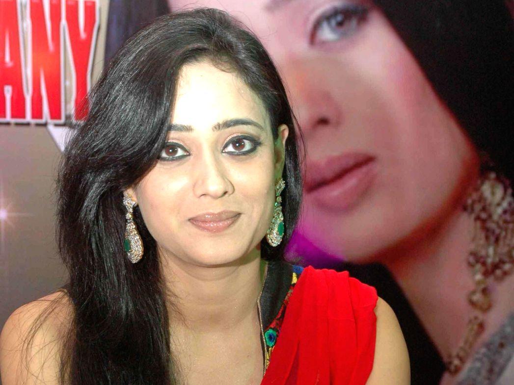 Actress Shweta Tiwari.