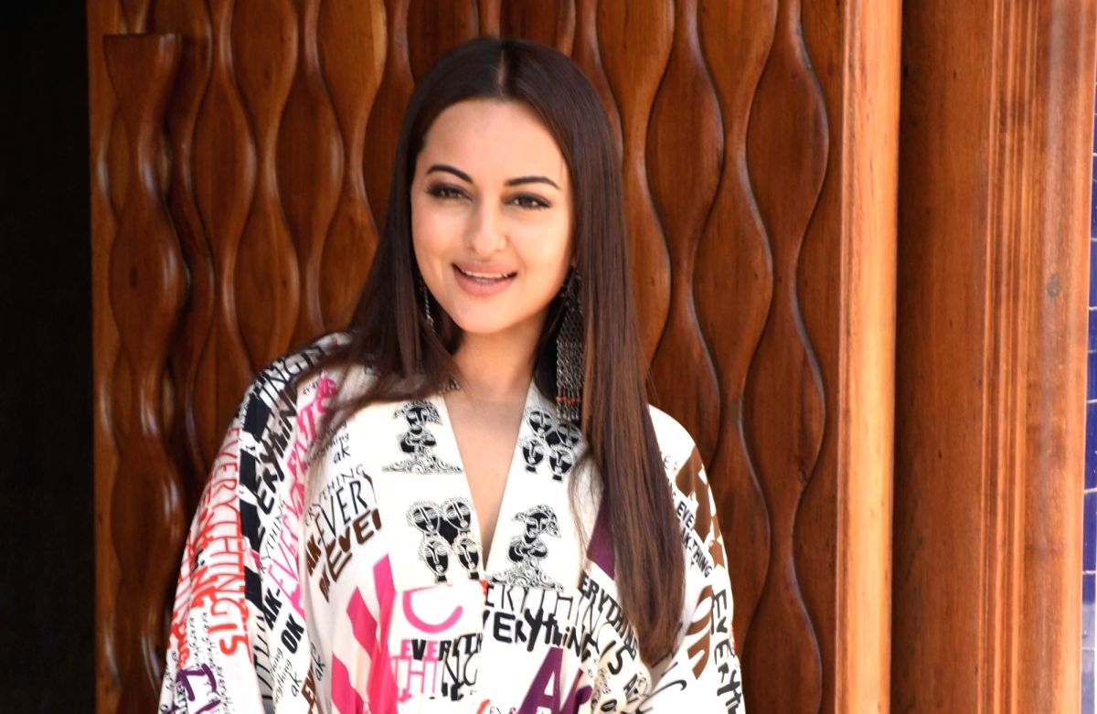 Actress Sonakshi Sinha.