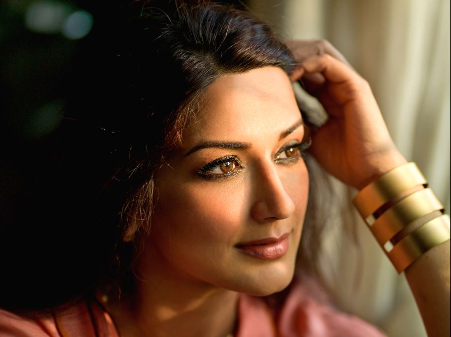 Actress Sonali Bendre