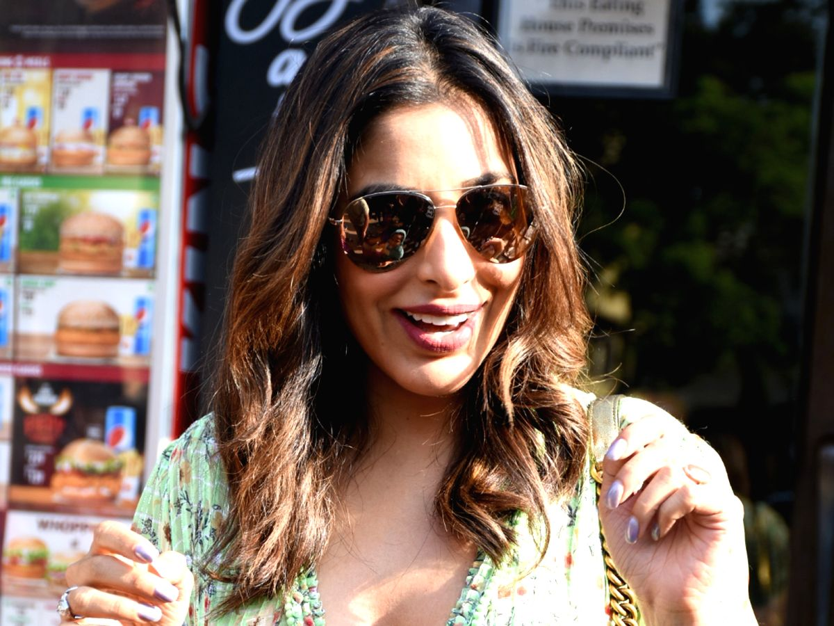 Actress Sophie Choudry