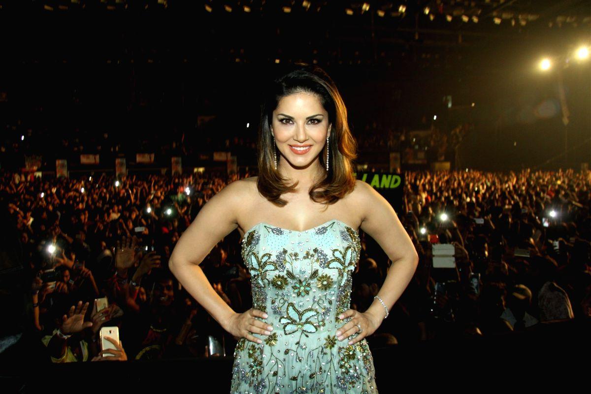 Mumbai: Actress Sunny Leone