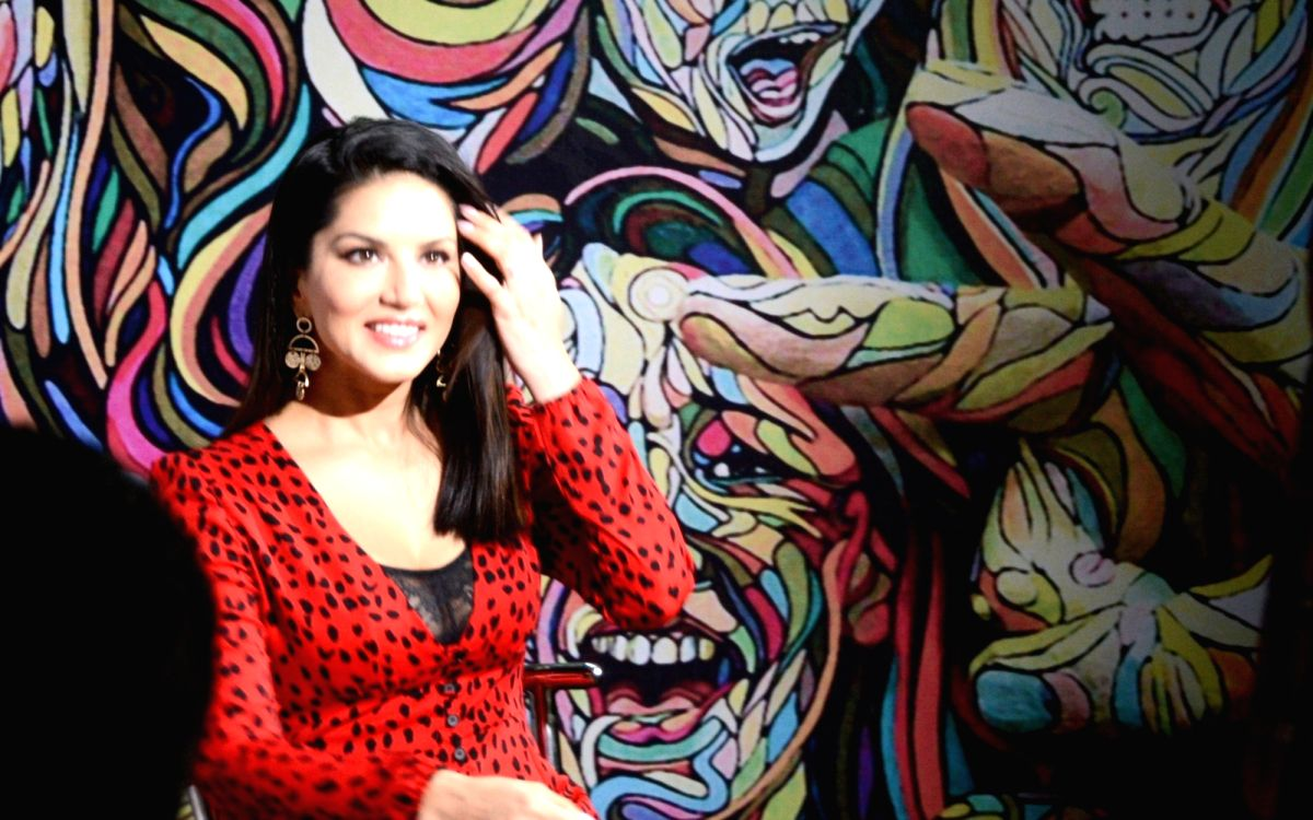 Actress Sunny Leone (File Photo/IANS)
