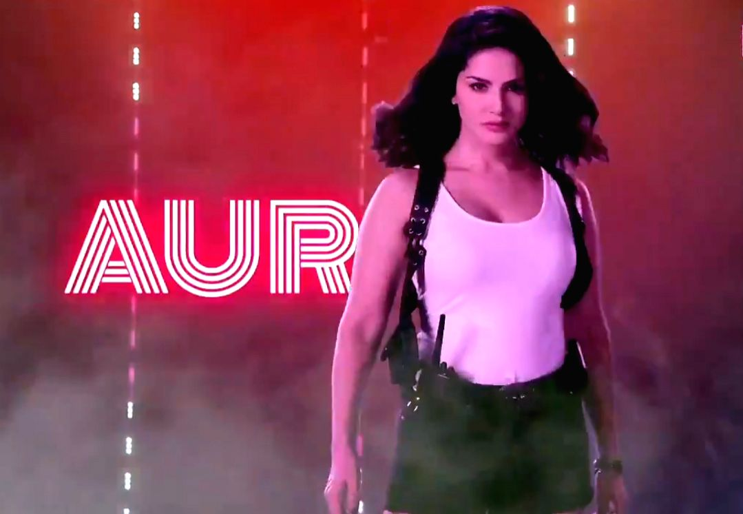 """Actress Sunny Leone has added oomph to the second season of the erotic-horror web series """"Ragini MMS Returns"""" with a special dance number."""