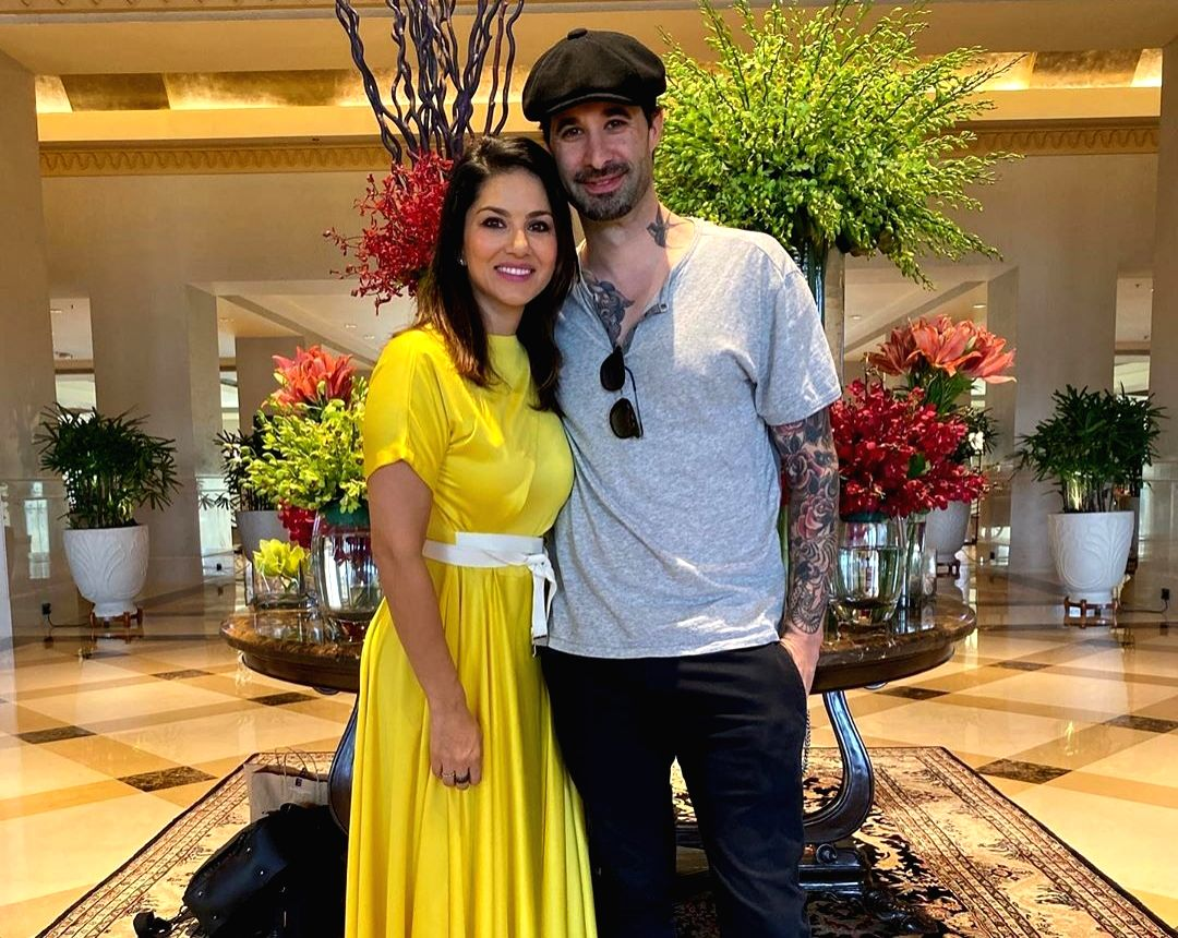 Actress Sunny Leone on Sunday penned an emotional heartfelt note to wish her husband Daniel Weber on his 41st birthday.