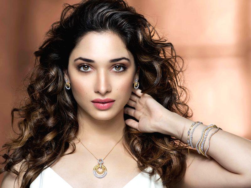 Actress Tamannaah Bhatia