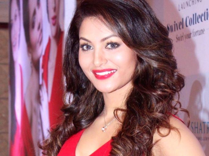 Actress Urvashi Rautela