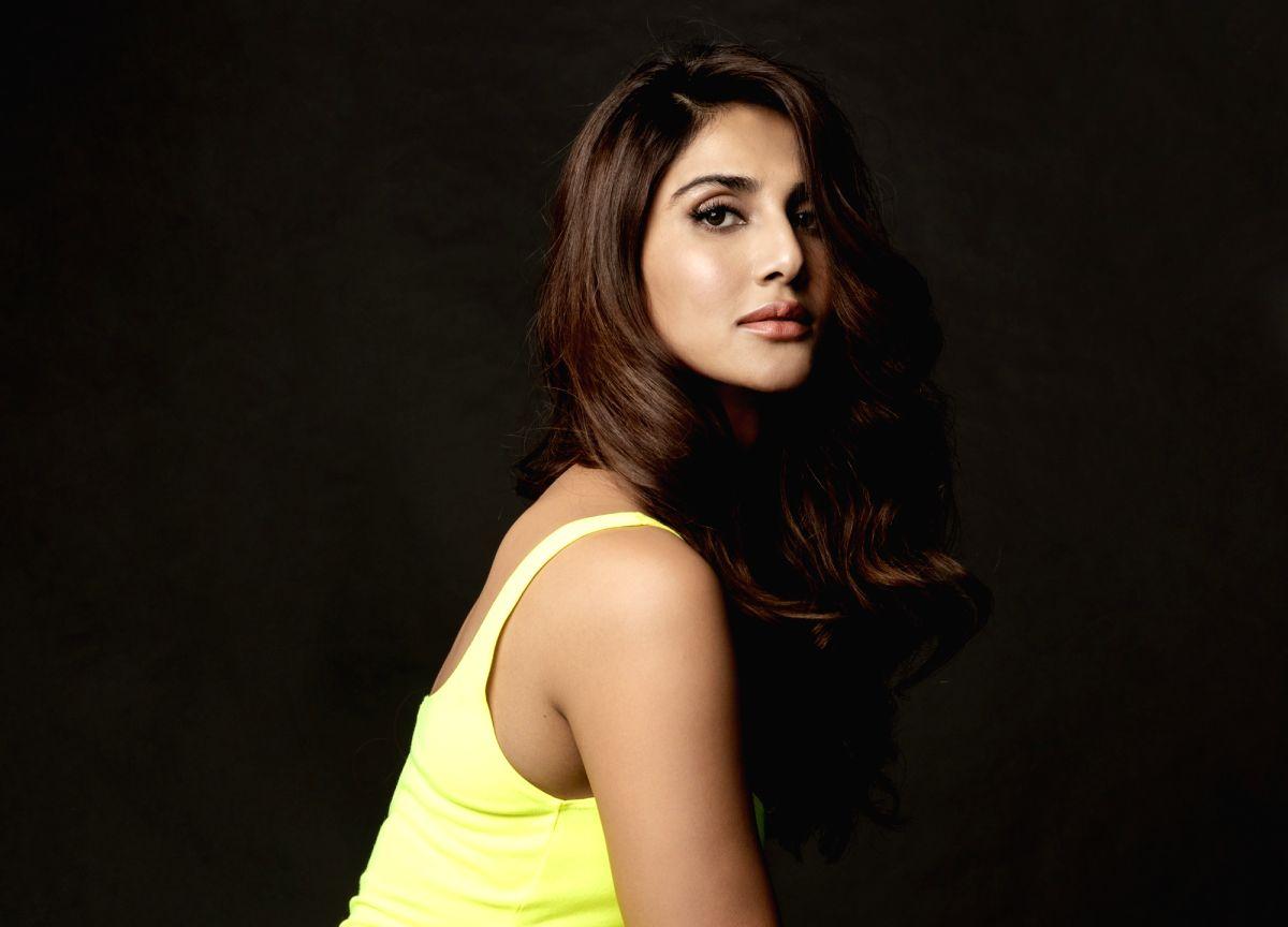 Actress Vaani Kapoor. (Photo Credit: Errikos Andreou)