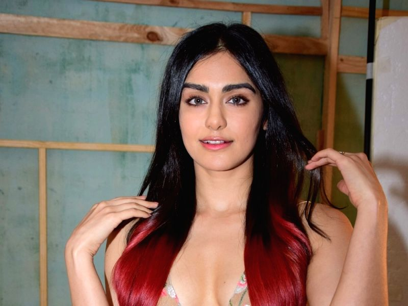 Adah Sharma.