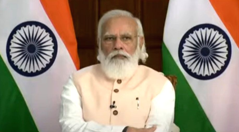 Centre reopening India for tourists, Goa can play big role: PM