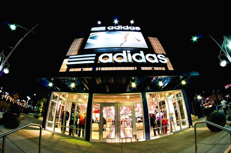 Adidas. (File Photo: IANS)
