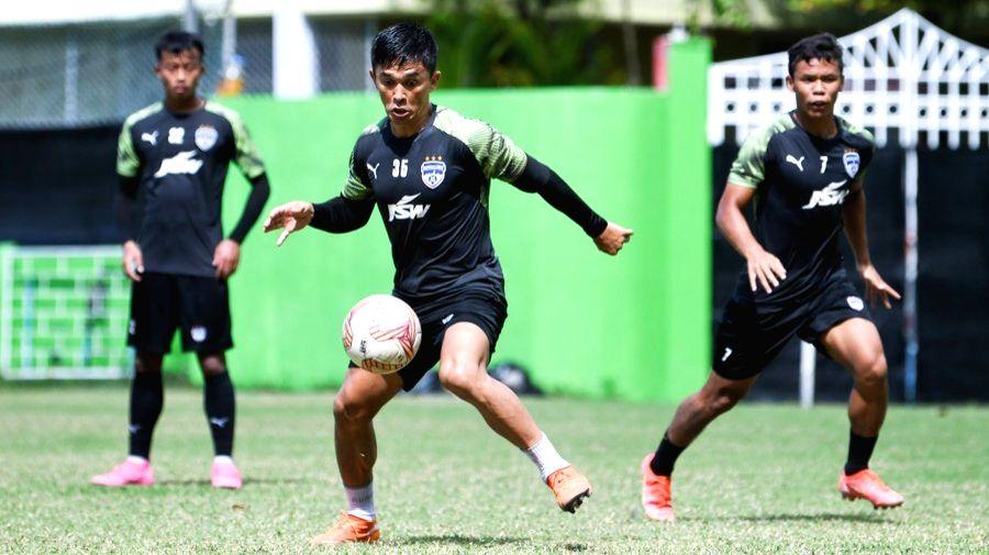 AFC Cup matches postponed after Bengaluru breach Covid protocols.(Credit: Bengaluru FC Twitter)