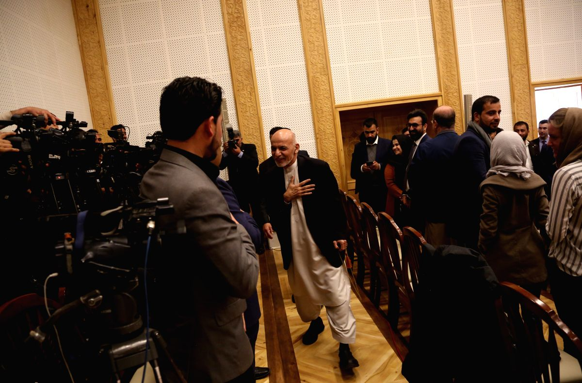 Afghan govt formation impasse on as rivals prepare to take oath
