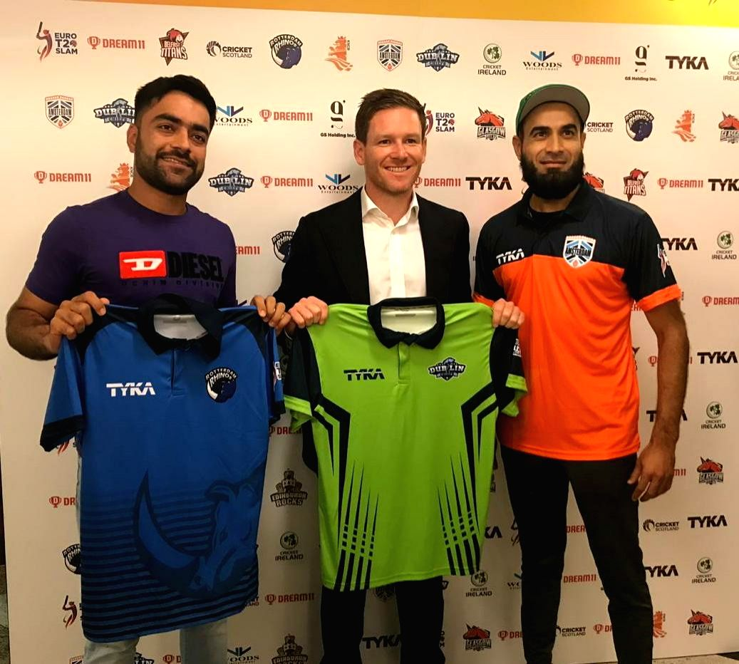 Afghanistan captain and star leg-spinner Rashid Khan on Friday said he would miss Indian players in the inaugural Euro T20 Slam, adding that he hopes some of them would be here to take part in the meet.