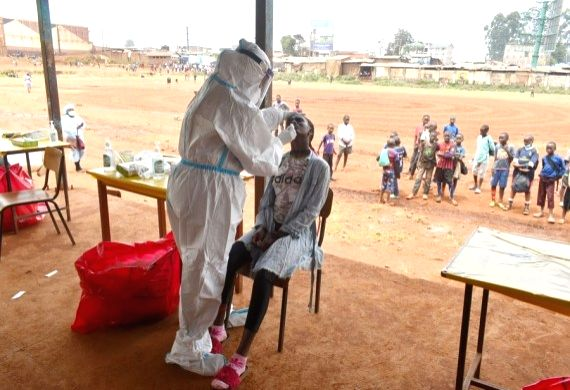 Africa's confirmed Covid-19 cases close to 1.76mn