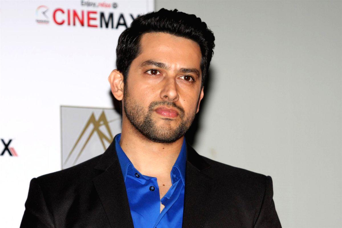 Aftab Shivdasani at film 1920 Evil Returns press meet at Cinemax in Mumbai on Wednesday, October 17 Oct 2012.