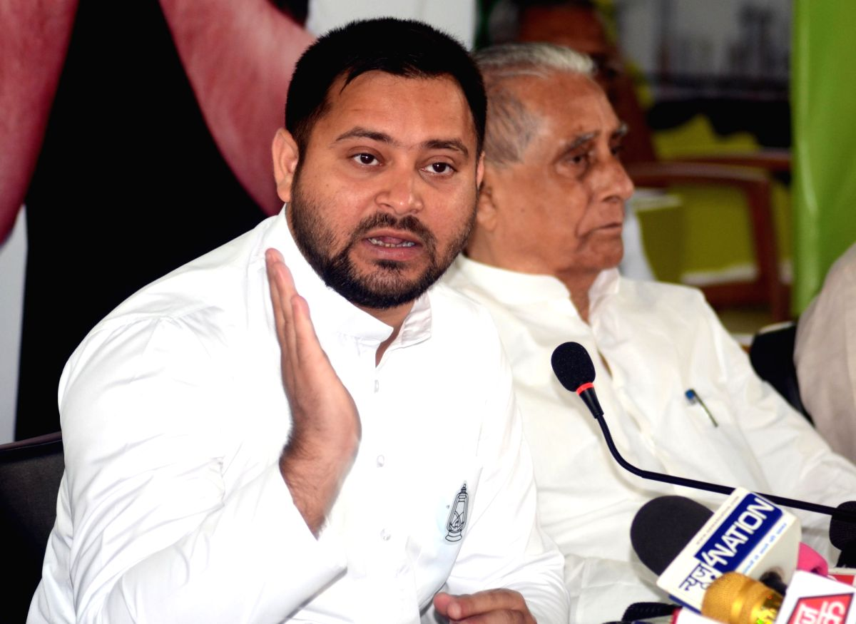Ahead of Modi's Bihar rallies, Tejashwi asks 11 questions
