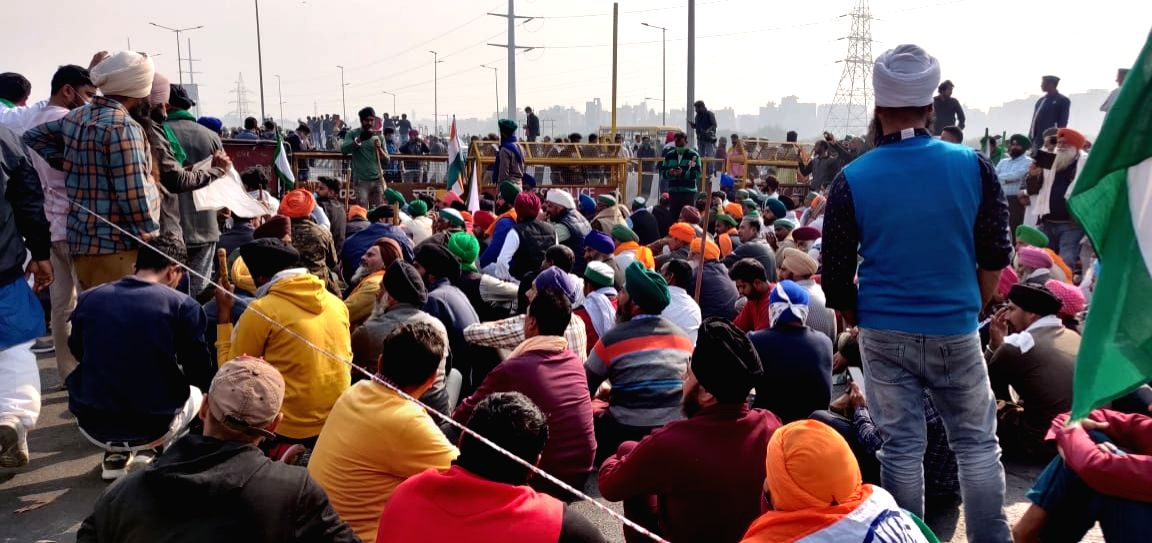 Farmers ready to celebrate R-Day at borders if govt doesn't accept demands
