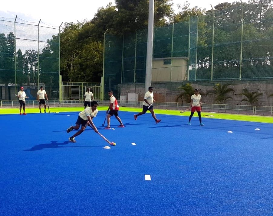 AHF workshops for Hockey India officials to continue in October.