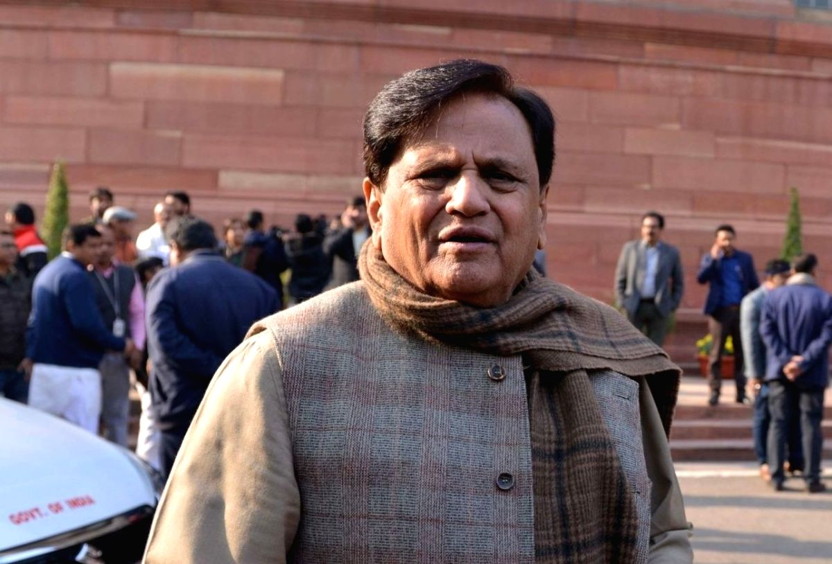 Ahmed Patel. (Photo: File Photo)