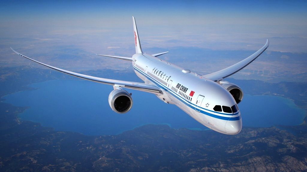Air China. (Photo: Twitter/@AirChinaNA)