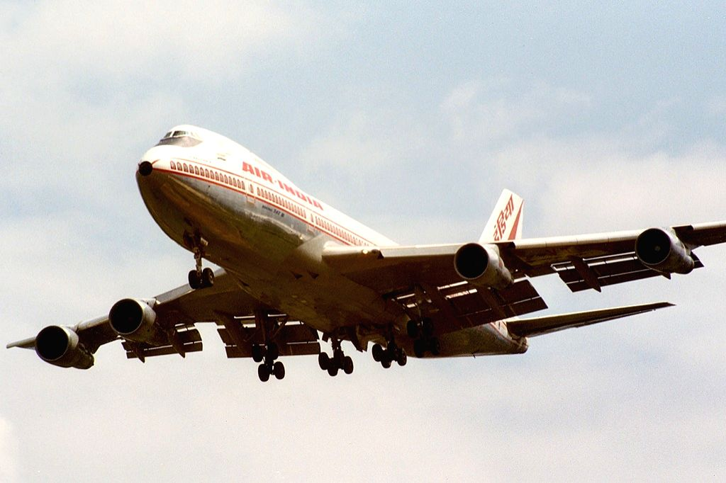 Air India.