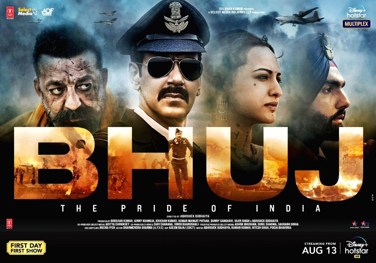Ajay Devgns Bhuj: The Pride Of India to release digitally on August 13.