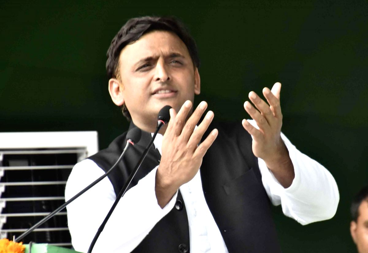 Akhilesh emerges as main challenger to BJP now