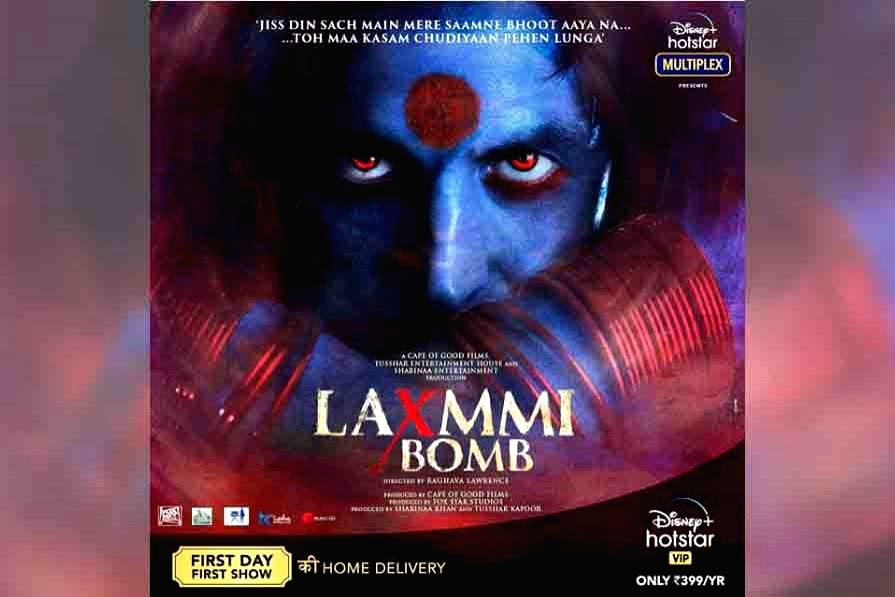 Akshay Kumar: 'Laxmmi Bomb' made me more sensitive about gender equality.