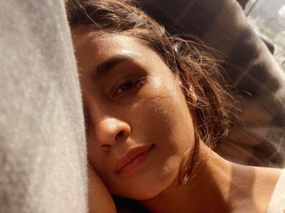 Alia Bhatt posts photos from Covid isolation.(photo:instagram)