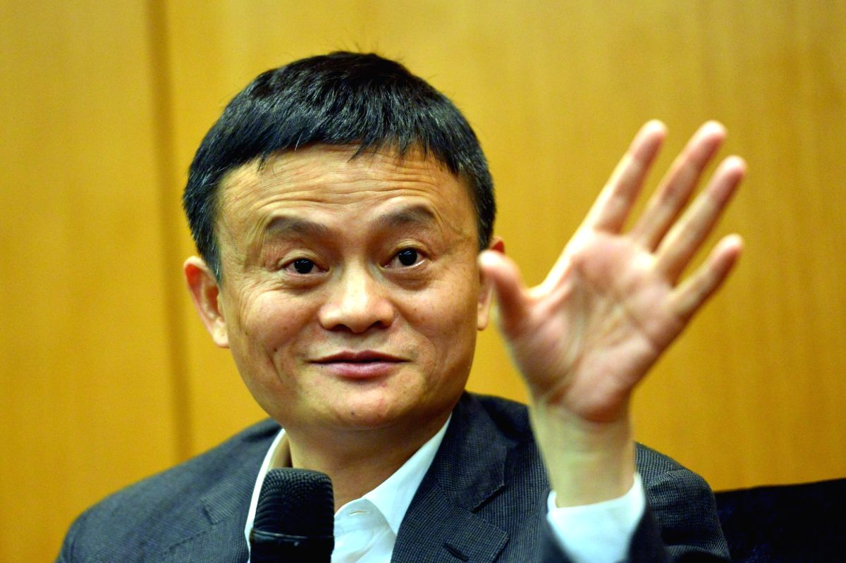 After months, Alibaba co-founder Jack Ma reappears in public