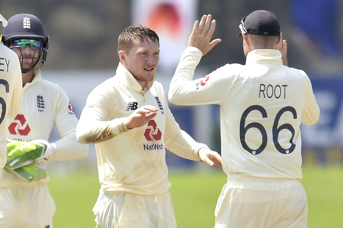 All England players have tested negative for Covid-19 following tests on their arrival in Chennai for a four-Test series against India on Wednesday. The English team flew to Chennai on a charter flight from Sri Lanka on Wednesday and were tested on a