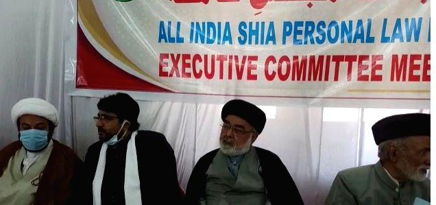 All India Shia Personal Law Board meeting