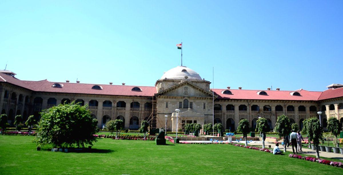 Allahabad High Court. (File Photo: IANS)
