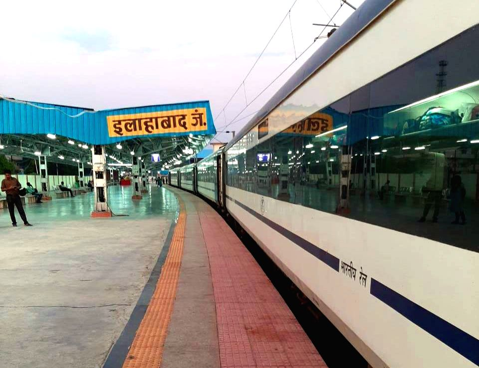 Allahabad: Passengers of India's semi-high speed Vande Bharat Express between Varanasi and New Delhi had harrowing time due failure of the air conditioning system in some coaches and the train was stopped for over an hour at the Allahabad station, on