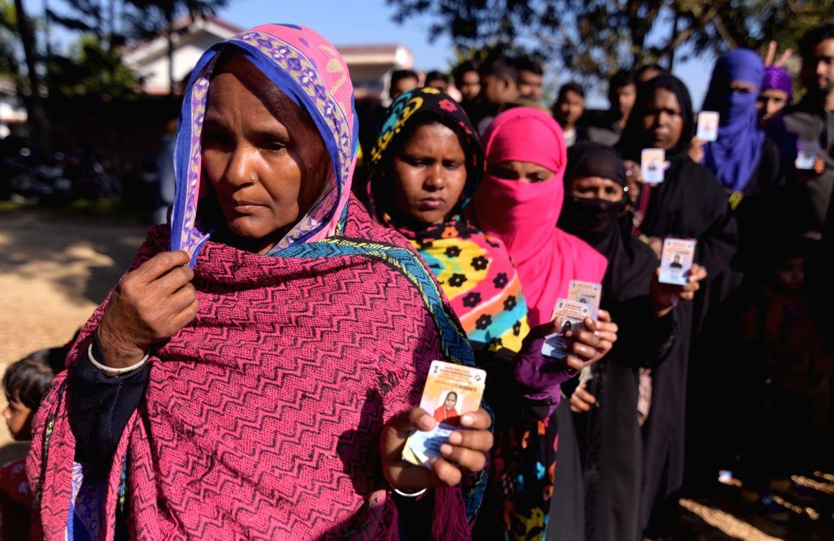 Allaying fears that people in Assam whose names did not appear in the final draft of the NRC cannot vote in the Lok Sabha polls, Assam's Chief Electoral Officer Mukesh Sahu on Monday said that those who figure in the electoral rolls can vote. (Photo: