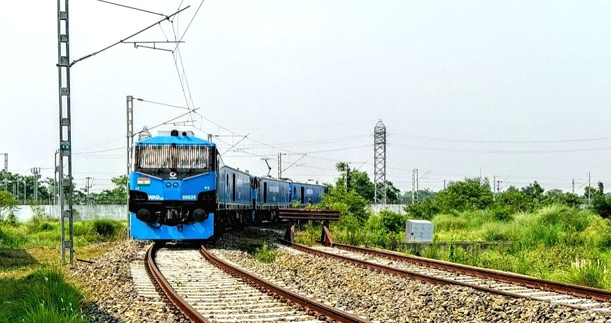 Alstom's 12K HP e-loco cleared to run freight trains at 120 kmph