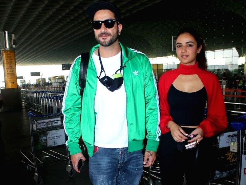 Aly Goni & Jasmin Bhasin