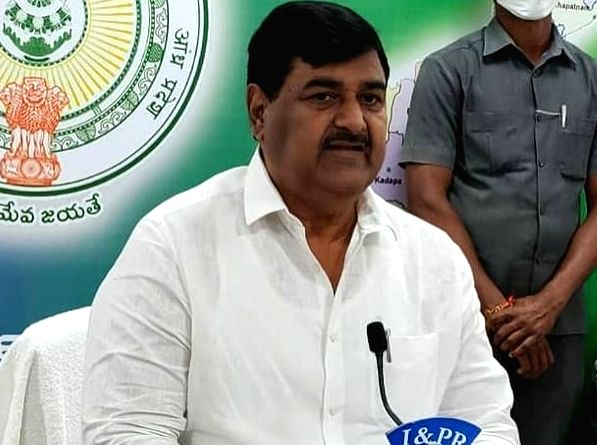 Amaravati farmers should meet CM, justice will be done: Dy CM