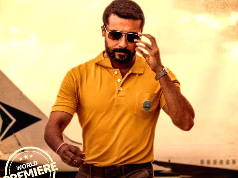 'Soorarai Pottru' trailer out, Suriya calls it a special film