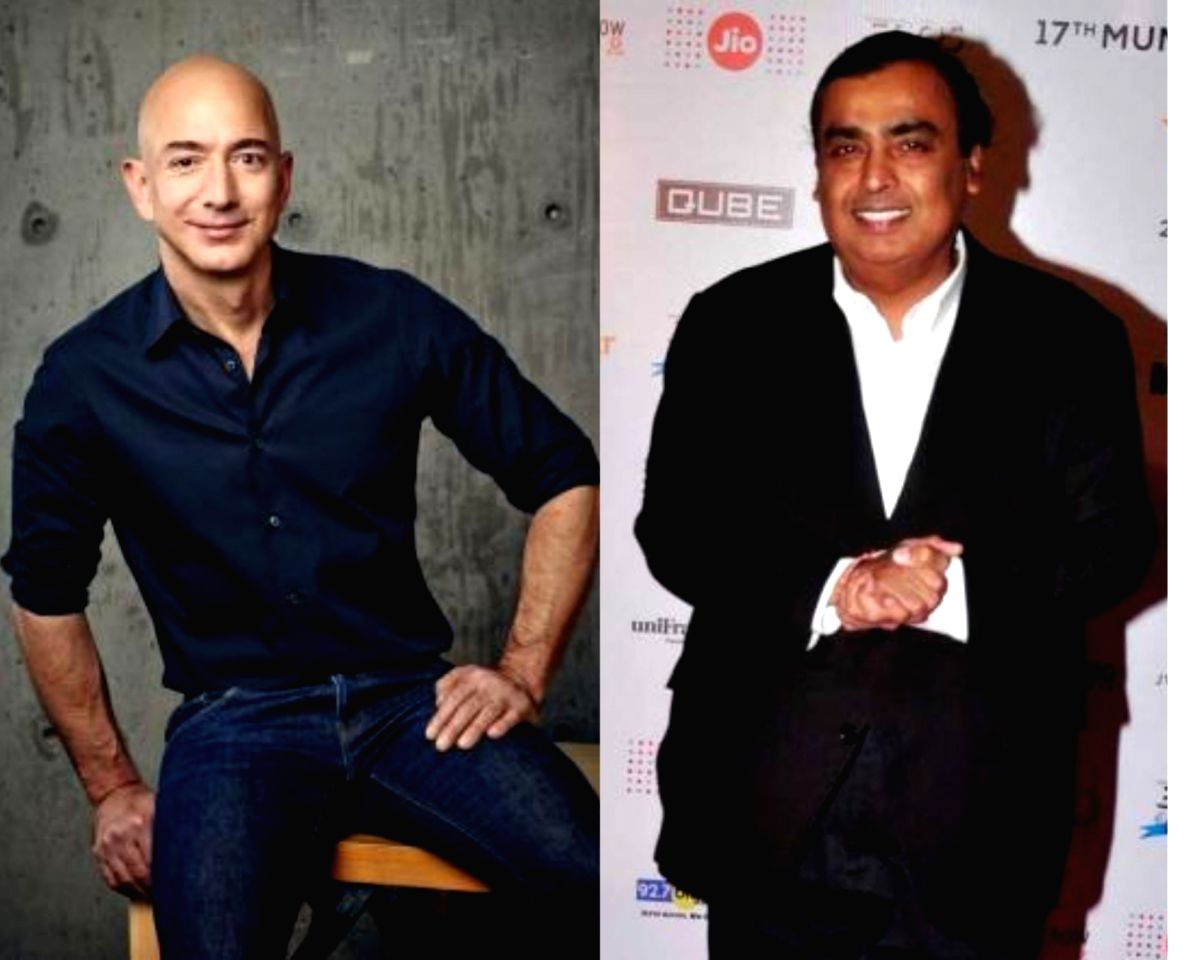 Amazon to continue investing in India amid feud with Reliance
