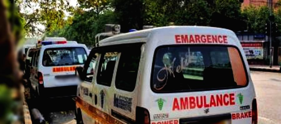 13 sacked after ambulance employees strike work in UP