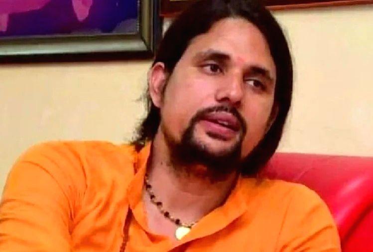 Anand Giri expelled from Akhara