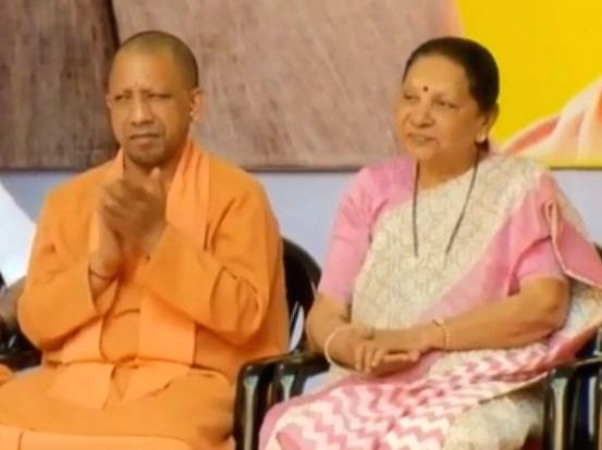 Anandiben Patel, Yogi to receive Trump at Agra airport.